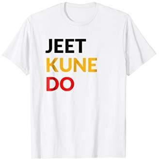 Jeet Kune Do Shirt JKD Martial Arts MMA T-Shirt