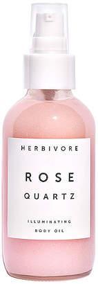 Herbivore Botanicals Rose Quartz Illuminating Body Oil
