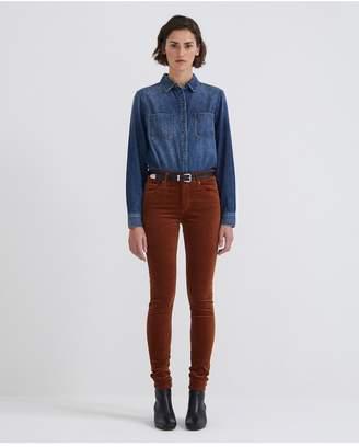 AG Jeans The Farrah - Cognac