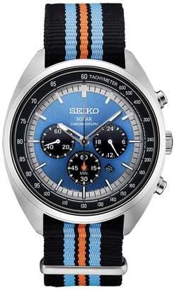 Seiko Men's Recraft Solar Chronograph Watch - SSC667