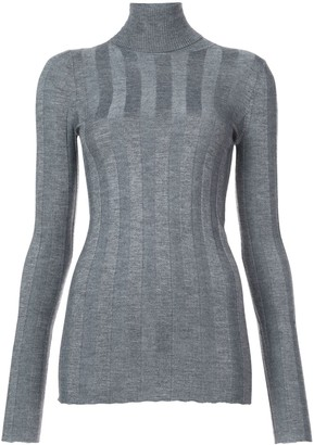 Derek Lam Inez Long Sleeve Turtleneck