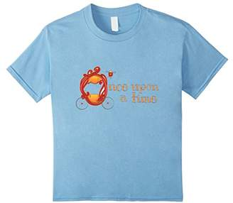 """Once Upon a Time"" T-Shirt for Fairytale Lovers"