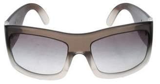 Chanel Ombré Square Sunglasses
