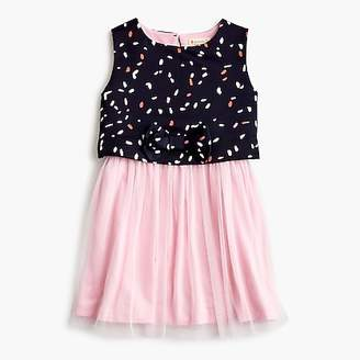 J.Crew Girls' tulle-skirted confetti dress
