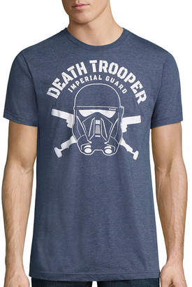 Star Wars Novelty T-Shirts Death Trooper Graphic Tee