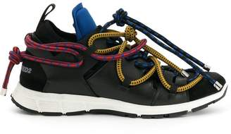 DSQUARED2 rope-tied sneakers