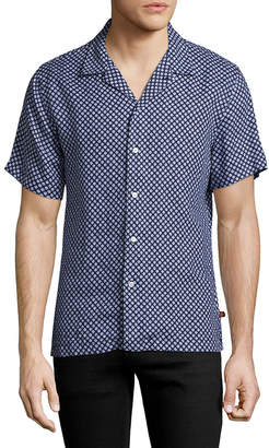 7 For All Mankind Seven 7 Print Sportshirt