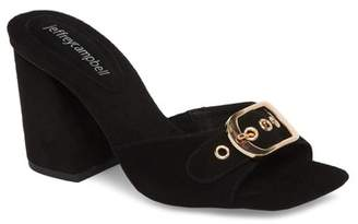Jeffrey Campbell Dub Buckle Sandal (Women)