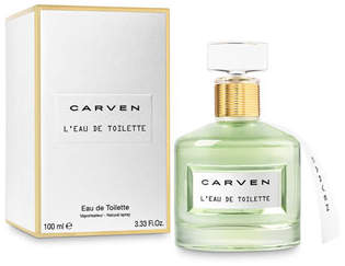 Carven L'Eau de Toilette, 3.4 oz./ 100 mL