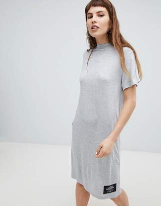 Cheap Monday Smash high neck t-shirt dress