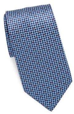 Brioni Kaleidoscope Print Tie
