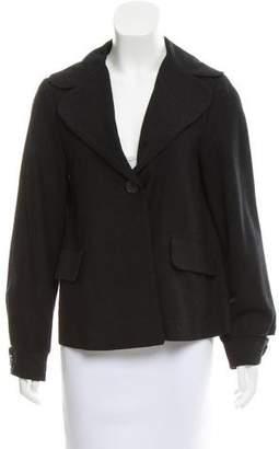 Ter Et Bantine Large Lapel Wool Jacket