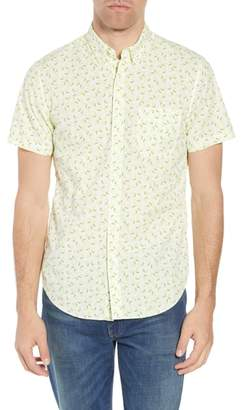 Bonobos Slim Fit Citrus Print Sport Shirt