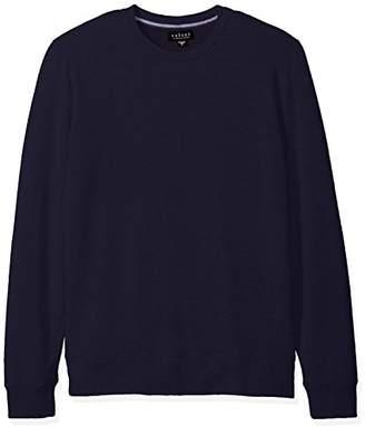 Velvet by Graham & Spencer Men's Soren Long Sleeve Sweatshirt in Luxe Fleece