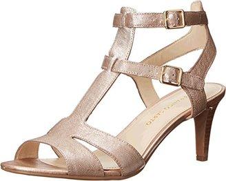 Franco Sarto Women's Endear Heeled Sandal $89 thestylecure.com