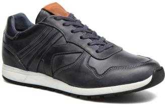 Men's Niela Lace-Up Trainers In Blue - Size Uk 9 / Eu 43