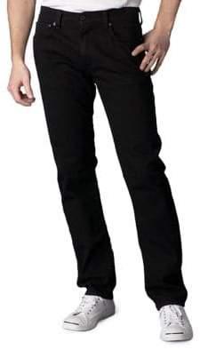 Levi's 511 Slim-Fit Black Stretch Jeans