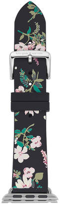Kate Spade Multicolored Floral Silicone Apple Watch Strap
