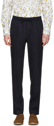 Tiger of Sweden Navy Loch Trousers