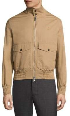 Ami Regular-Fit Bomber Jacket