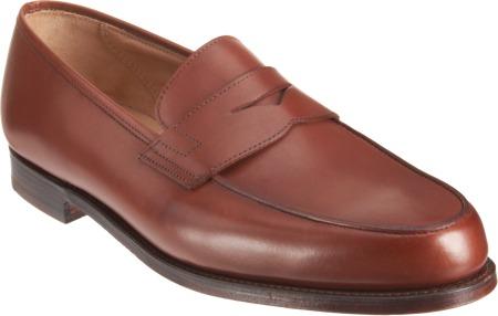 Crockett Jones Crockett & Jones Apron Toe Penny Loafer Sale up to 60% off at Barneyswarehouse.com