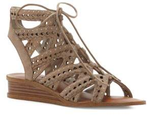 1 STATE 1.STATE Maygan Studded Ghillie Sandals