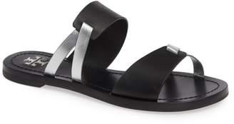 Tory Burch Ravello Double Band Slide Sandal