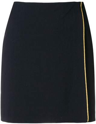 Pinko A-line mini skirt
