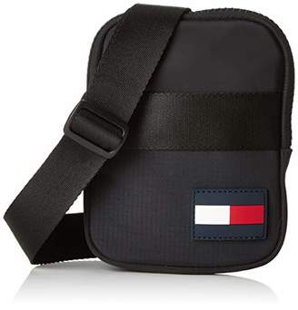 Tommy Hilfiger Compact Xover Sports Tape, Men's Top-Handle Bag,2x17x13 cm (B x H T)