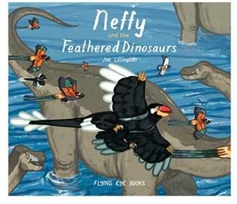 Penguin Random House Neffy And The Feathered Dinosaurs