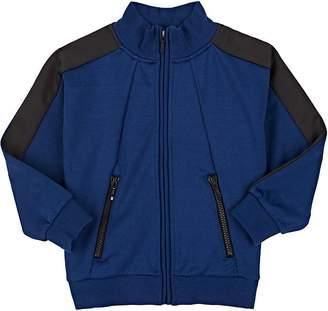 Molo Kids Kids' Moran Tech-Jersey Zip-Front Track Jacket