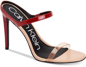 Calvin Klein Women's Dala Dress Sandals Women's Shoes