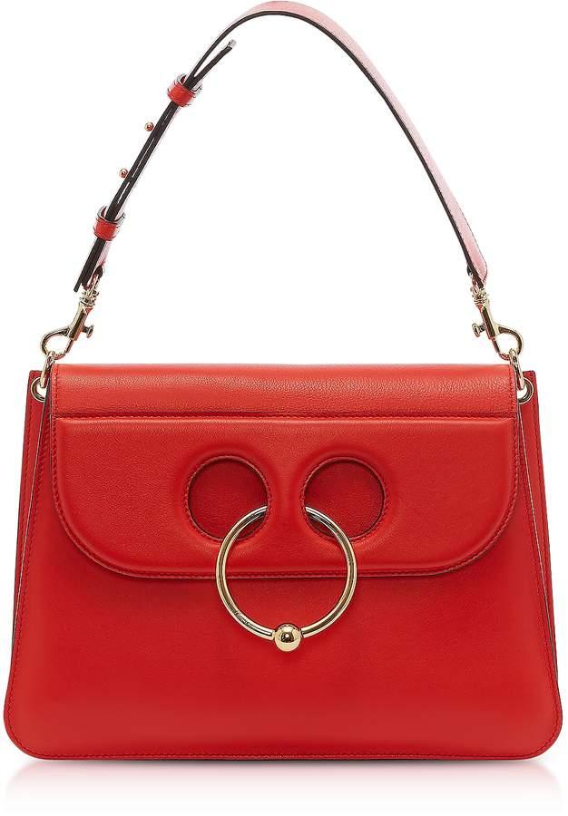 J.W.Anderson Scarlet Medium Pierce Bag