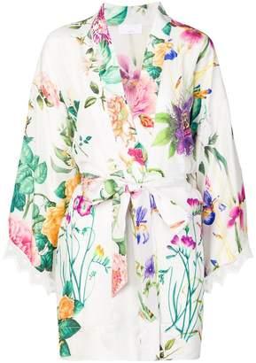 P.A.R.O.S.H. floral kimono jacket