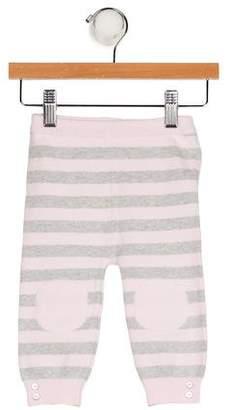 Tartine et Chocolat Girls' Striped Pants