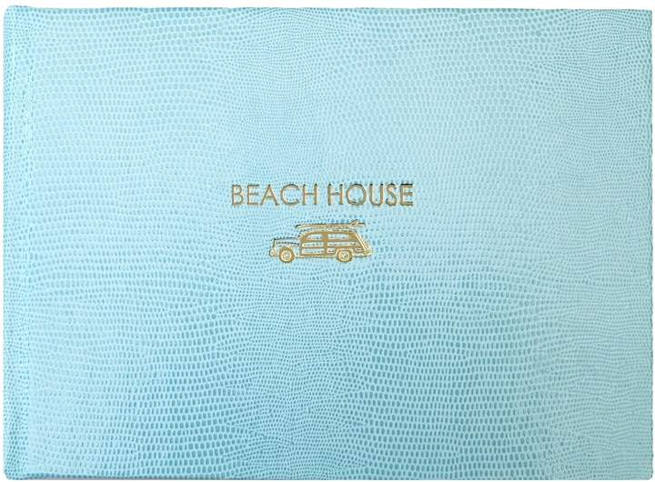 Beach House Visitors Book