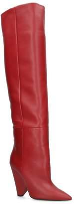 Saint Laurent Niki High Boots 105