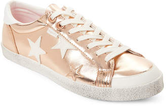 Superdry Rose Gold Star Low-Top Sneakers