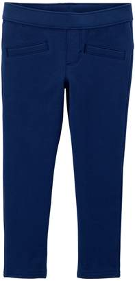 Osh Kosh Oshkosh Bgosh Toddler Girl Solid French Terry Jeggings