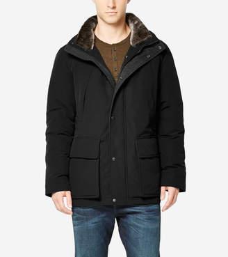 Cole Haan Utility Down Short Coat