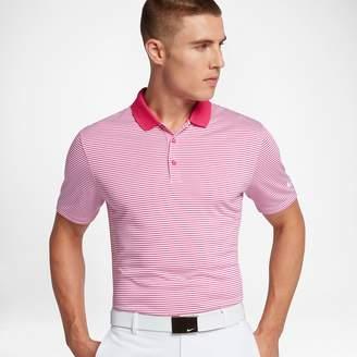 Nike Victory Mini Stripe Men's Standard Fit Golf Polo