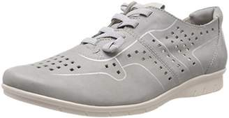 Jana Women''s 23600 Low-Top Sneakers, (Lt. Grey)