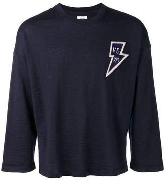 Visvim loose fit sweatshirt