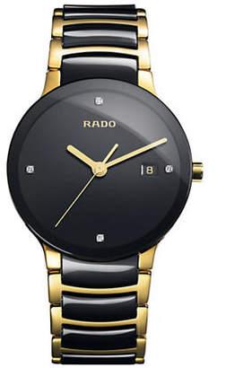 Rado Mens Quartz Centrix R30929712 Watch