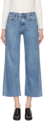 Simon Miller Blue W006 Jeans