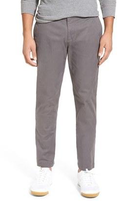Men's Original Penguin 'P55' Straight Leg Stretch Pants $89 thestylecure.com