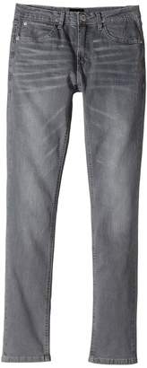 Hudson Jude Slim Leg Fit Five-Pocket in Heavy Metal Boy's Clothing