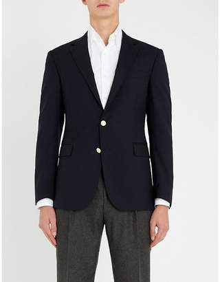 Polo Ralph Lauren RLX regular-fit wool blazer