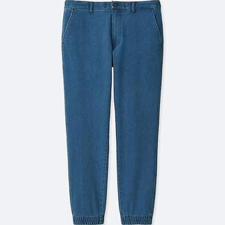 Uniqlo Men's Denim Jogger Pants