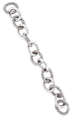 Monica Rich Kosann Floral Link Bracelet